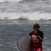 Monica la surfeuse